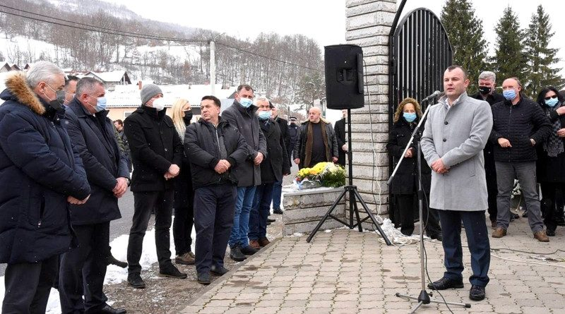 Godišnjica stradanja Srba u Skelanima