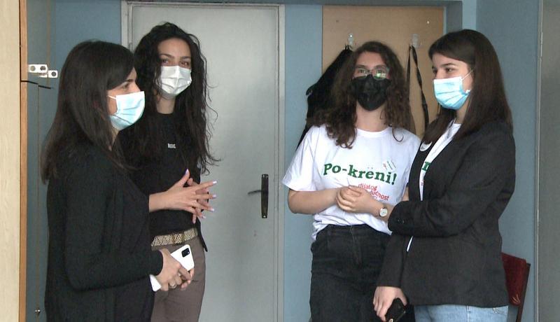 Kutak za aktivizam otvoren u Gimnaziji | Prvi Portal Bajina Bašta